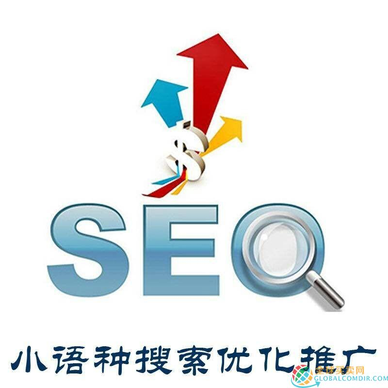Focus on search engine optimization of lesser-known languages