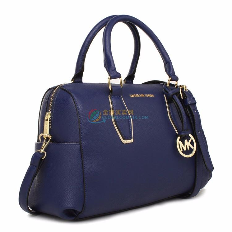 Michael Kors Navy blue Shoulder Tote