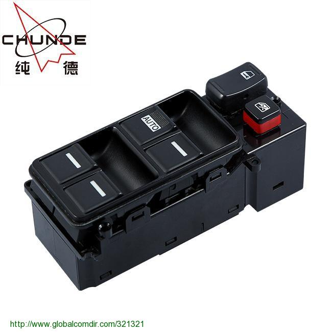 Power Window Master Control Switch For Honda Accord2.4 (03-07)35750-SDA-H12